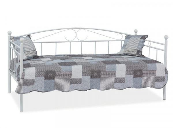 Кровать SIGNAL Ankara (90*200) белый