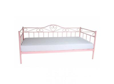 Кровать SIGNAL Birma (90*200) розовый