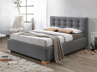 Кровать SIGNAL Copenhagen (160*200) серый