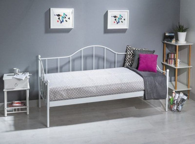 Кровать SIGNAL Dover (90*200) белый