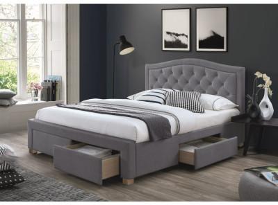 Кровать SIGNAL Electra Velvet (160*200) зеленый