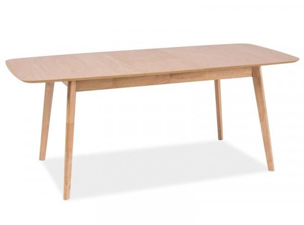 Обеденный стол SIGNAL Felicio раскладной, дуб, 150-190/90/75