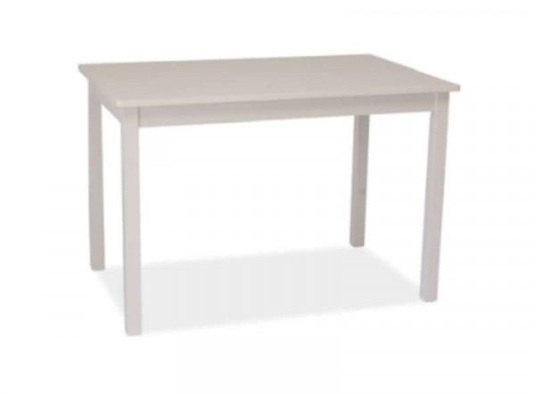 Обеденный стол SIGNAL Fiord белый 80/60/74