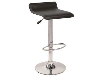 Барный стул SIGNAL A-044 черный/хром