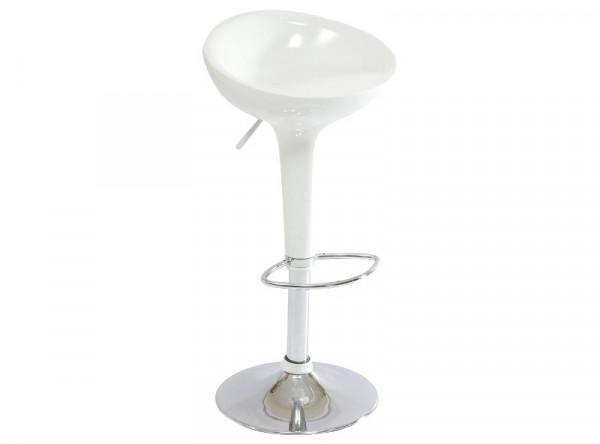 Барный стул SIGNAL A-148 белый/хром