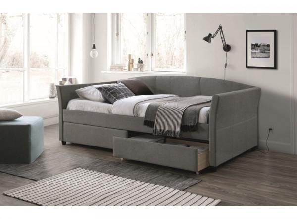 Кровать SIGNAL Lanta (90*200) серый