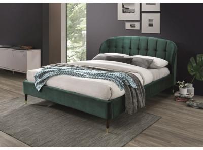 Кровать SIGNAL Liguria Velvet (160*200) зеленый