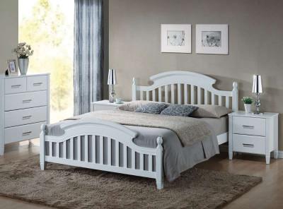 Кровать SIGNAL Lizbona (160*200) белый