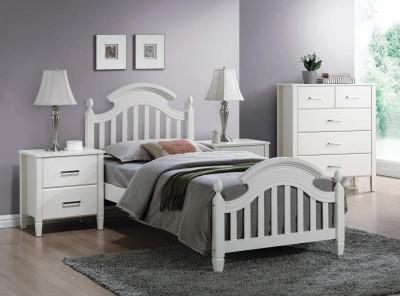 Кровать SIGNAL Lizbona (140*200) белый