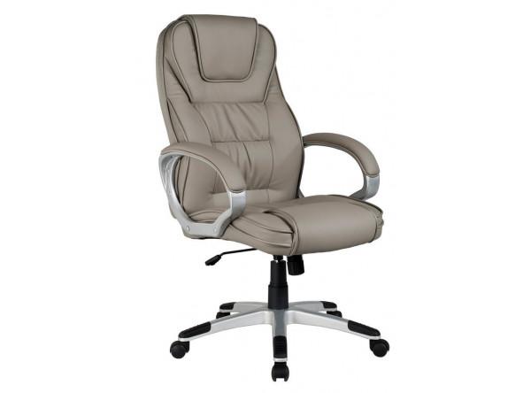 Кресло компьютерное SIGNAL Q-031 серый/хром