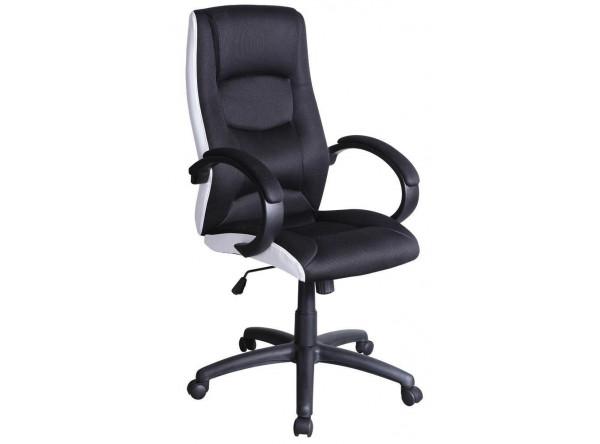 Кресло компьютерное SIGNAL Q-041 черный/черный