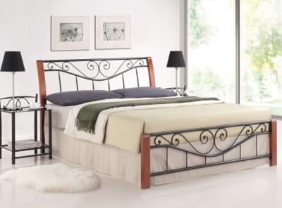 Кровать SIGNAL Parma (140*200) античная черешня