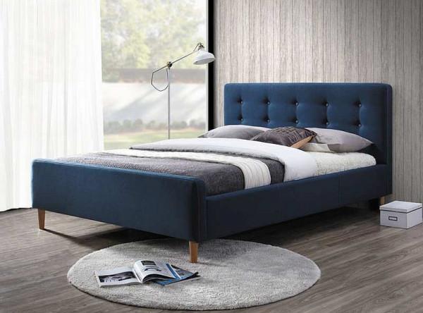 Кровать SIGNAL Pinko (160*200) темно-синий
