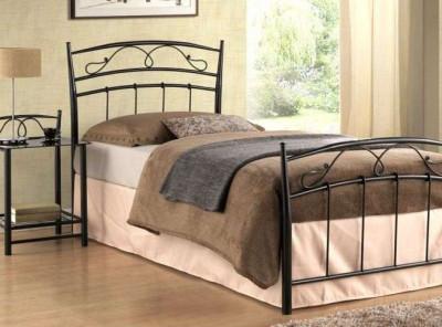 Кровать SIGNAL Siena (90*200) черный