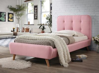 Кровать SIGNAL Tiffany (90*200) розовый