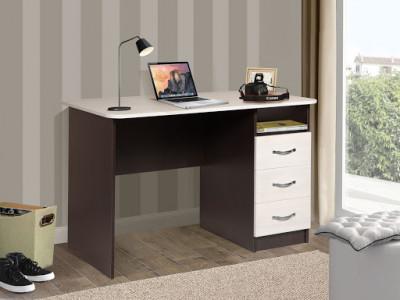 Письменный стол Мебель-Класс Альянс (венге/дуб шамони)