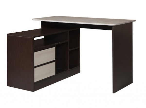 Письменный стол Мебель-Класс Имидж-3 (венге/дуб шамони)